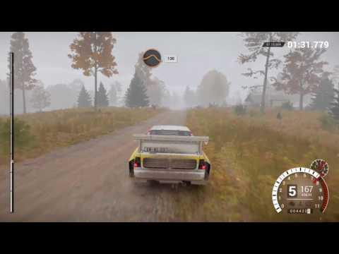 DiRT 4 Gameplay Rally - Audi Sport Quattro S1 E2