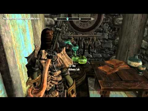 How to make super powerful potions - Skyrim