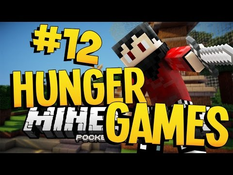NEW SERVER! - Minecraft PE 0.12.2 Hunger Games
