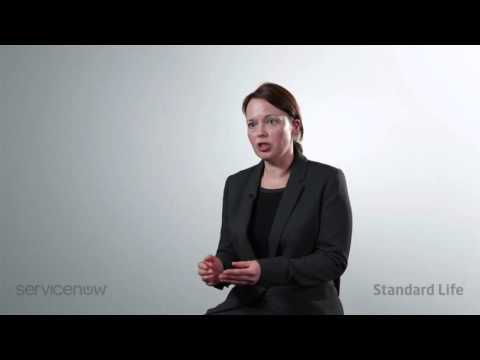 Standard Life − Creating Value Beyond IT With ServiceNow Project Portfolio Management[HD]