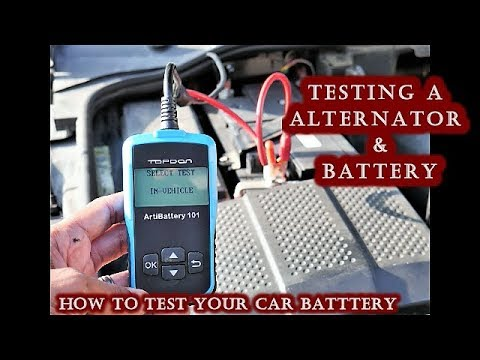 Why Won't My Car Start? How To Test Your Car Battery | Charging & Cranking System Checked