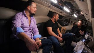 The Miz reveals why he formed The Miztourage on WWE Ride Along (WWE Network Exclusive)