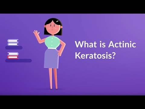 What is Actinic Keratosis? (Sun Exposure Patches)