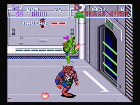 Teenage Mutant Ninja Turtles IV Turtles In Time