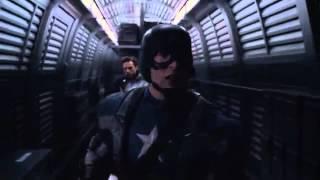 Captain America  The First Avenger Train scene