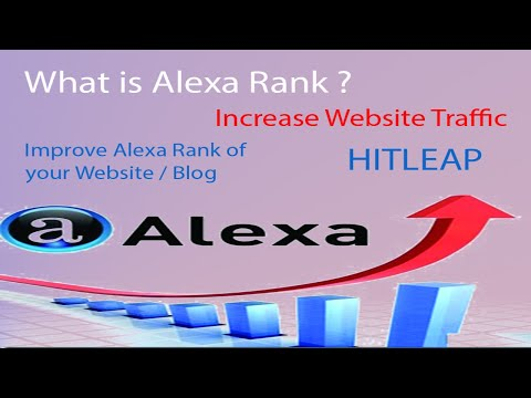 What is Alexa Ranking? | How to Improve Alexa Rank of your Website