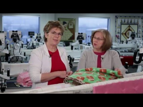 Quilting with Specialty Fabrics: Plush and Fleece