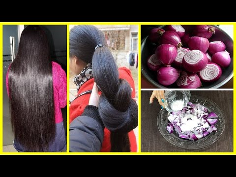 How To Grow Long and thicken Hair Very Fast | Get 100% Result (Magical Hair Growth Treatment)