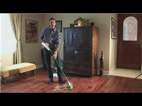 House Cleaning Techniques : How to Clean Really Dirty Hardwood Floors
