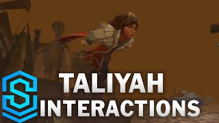 Download Taliyah Special Interactions Video