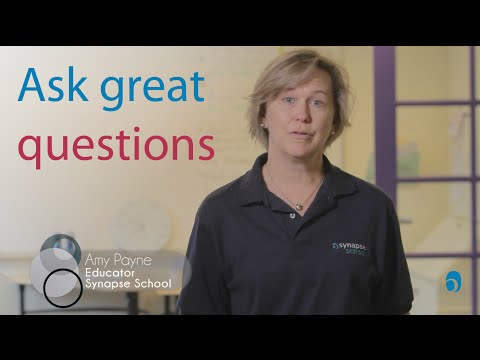 How to ask great questions?