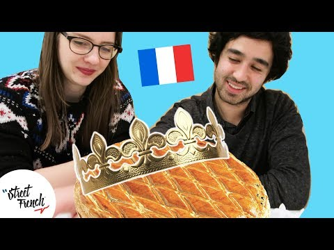 French Tradition : La Galette des Rois  -  StreetFrench.org