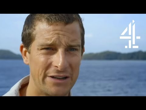 Dehydration: Humans Can Only Last 3 Days Without Water I The Island With Bear Grylls