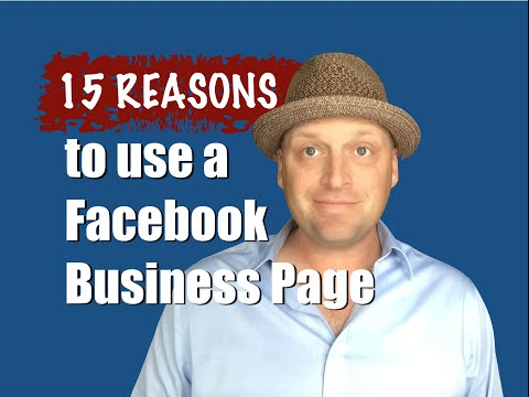 15 reasons to use a Facebook Business page as a real estate agent