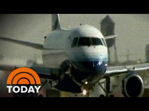 11 JFK Passengers Bypass Unattended TSA Security Checkpoint | TODAY