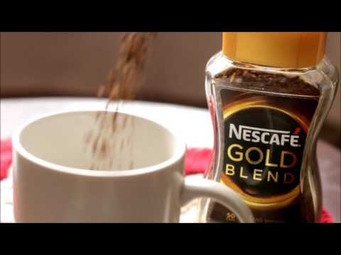 NESCAFE COMMERCIAL ( for school project )