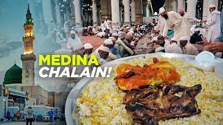Madina | Food & Travel Guide | Indian & Pakistani Together | Ziyarats of Medina Munawarrah