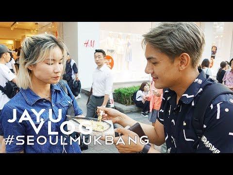 Accidentally Mukbang lol | JAYU 004