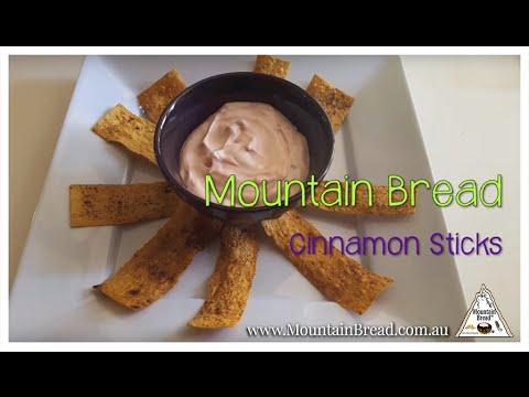 Mountain Bread™ - Cinnamon Sticks