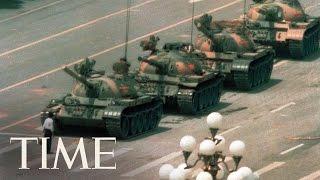 Tank Man: Behind Jeff Widener