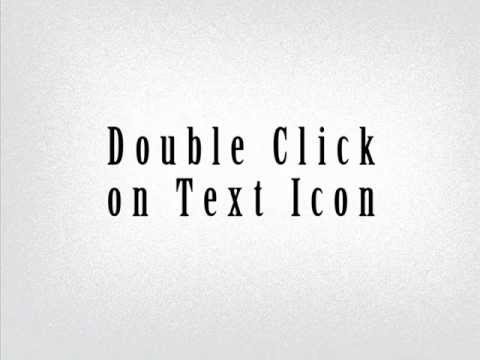 How to Make 3D text in Photoshop CS, CS2, CS3, CS4