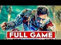 IRON MAN 2 Gameplay Walkthrough Part 1 FULL GAME 1080p HD No Commentary