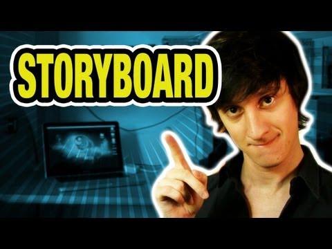 Cómo hacer un Storyboard