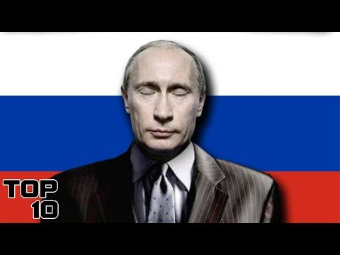 Top 10 Things That Will Happen When Vladimir Putin Dies