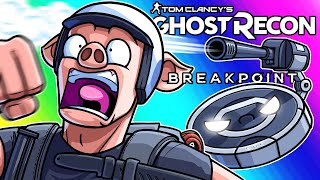 Ghost Recon Breakpoint Funny Moments - Roomba Will Destroys Us All!!