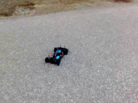 brushless RC Car with 3CELL LiPo battery