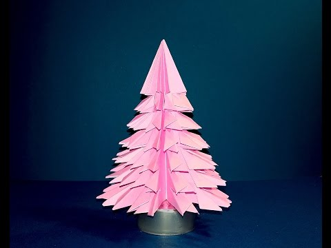 New DIY Christmas tree . Easy paper Christmas tree