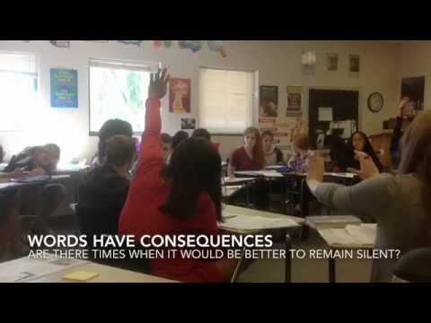 Socratic Seminars in Action in the Secondary ELA Classroom
