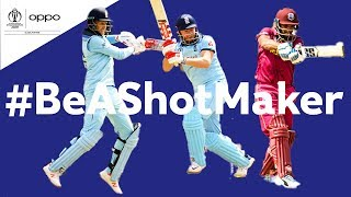 Oppo #BeAShotMaker | England vs West Indies - Shot of the Day | ICC Cricket World Cup 2019