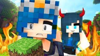 TURNING GOOD TO EVIL!! LEGENDARY BUILDS! (Minecraft Build Battle)