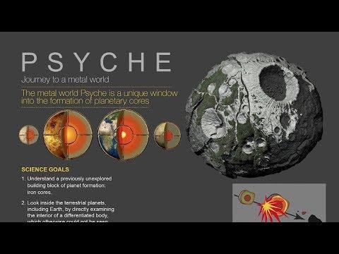 NASA Spacecraft Will Visit a Huge Metal Asteroid
