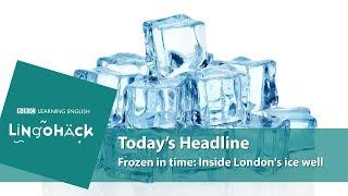 Frozen in time: Inside London