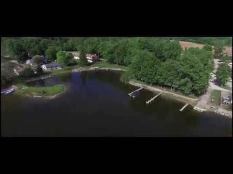 Big Turkey Lake, Hudson, Indiana Real Estate - visit LAKEHOUSE.com to Buy and Sell Lake Homes & Lots