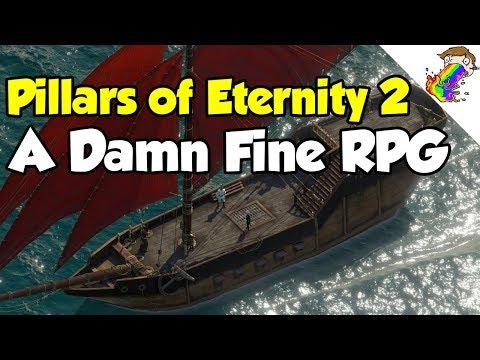 Pillars of Eternity 2 | Another Damn Fine RPG