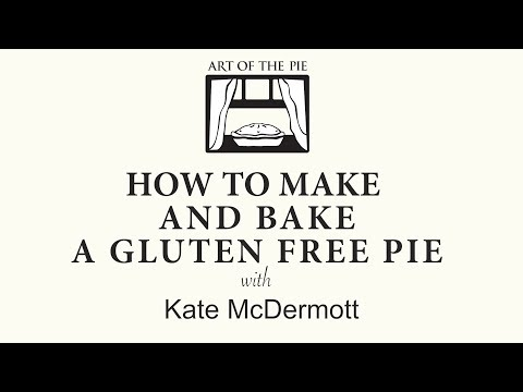 How to Make and Bake a Gluten Free Pie