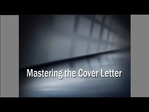 How to Write the Perfect Resume Cover Letter