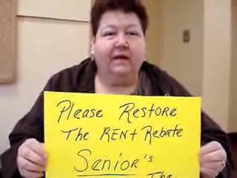 Rent Rebate Campaign