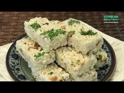 米呈#米程#泡米饼 Bubble Rice Crackers