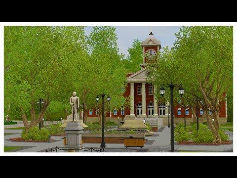 Sims 3: Editing Twinbrook Lots!