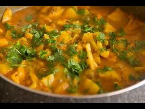 Aloo GHOBI ki Rasili sabji | Cauliflower Potatoes Recipe