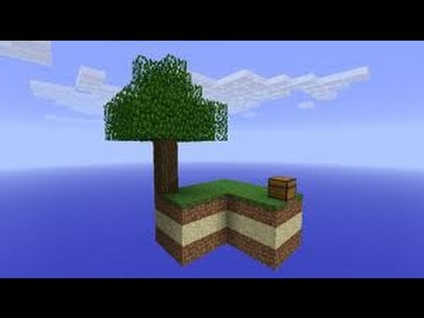 How to make a Cobblestone Generator in Minecraft Skyblock