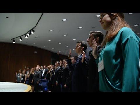 2018 FBI Honors Internship Summer Program Kicks Off