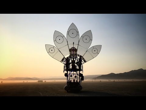 Burning Man Highlights 2017