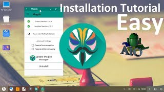 Phoenix OS ROC Gaming Android Operating System for PC Installation