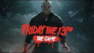 (18 ) 今次小心比hidy嚇死呀! W/好多人!friday The 13th The Game [hins Live]