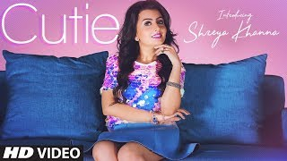 Shreya Khanna: Cutie Song | Intense | Robby Singh | Latest Punjabi Songs 2018 | T-Series
